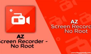 AZ Screen Recorder Pro Mod Apk