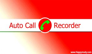 Automatic Call Recorder Pro Mod Apk