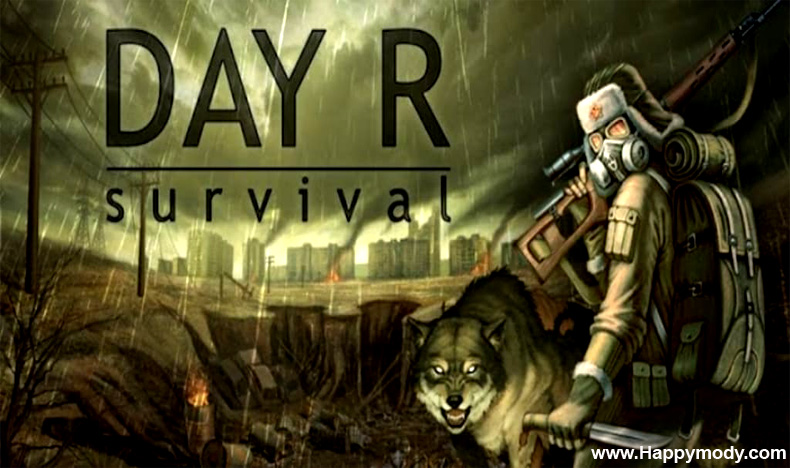 Day R Survival Premium MoD Apk v1.656 (Money) Android for Download