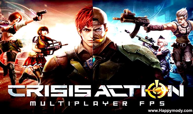 Crisis Action Mod Apk