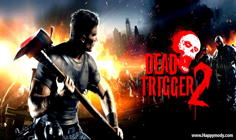 Dead Trigger 2 Mod Apk Unlimited Money And Gold V1 6 3 Download