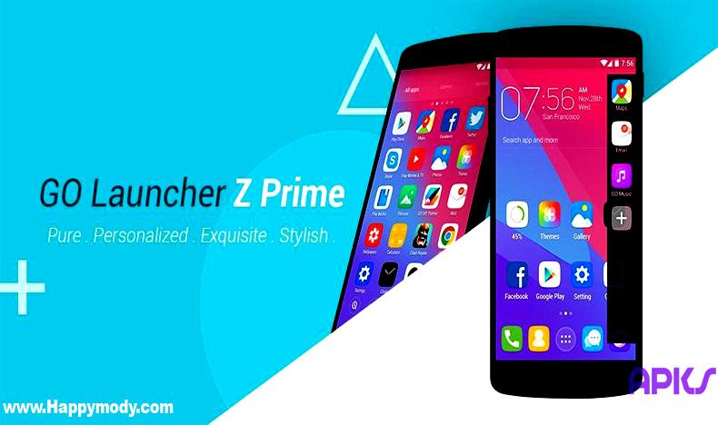 Go launcher Pro Apk
