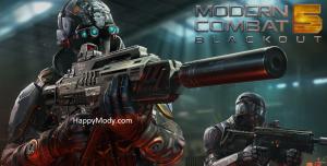 Modern Combat 5 Mod Apk BlackOut eSports