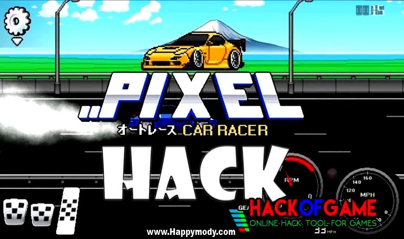 Pixel Car Racer Mod
