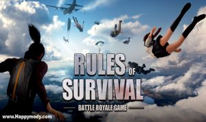 RULE OF SURVIVAL APK