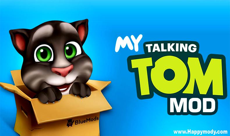 Talking Tom Mod Apk