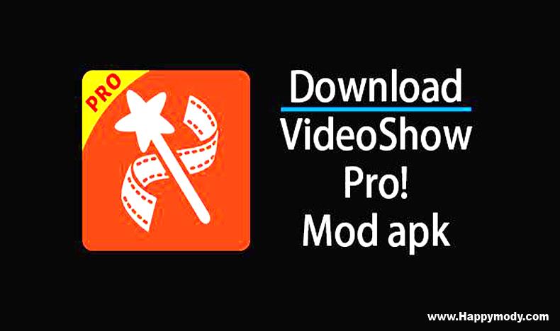 VIDEOSHOW PRO APK