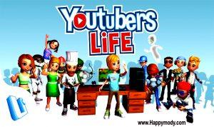 Youtubers Life Mod Apk
