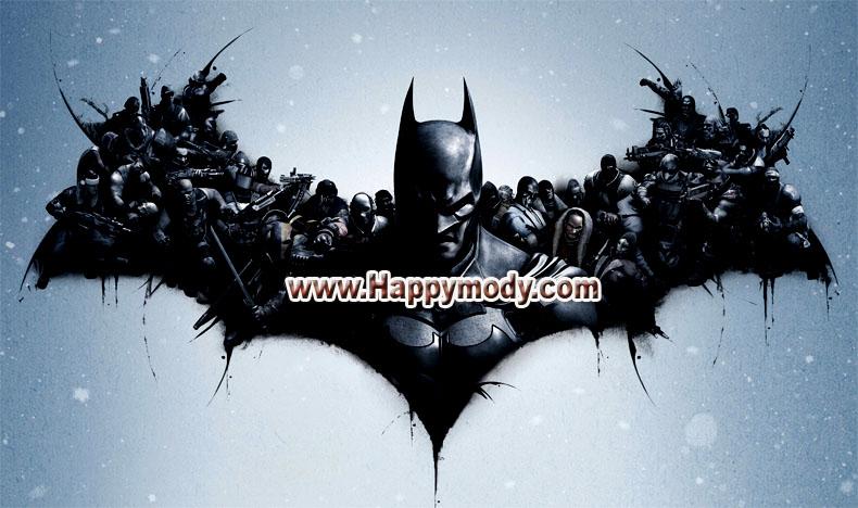 Batman Arkham Origins Mod Apk