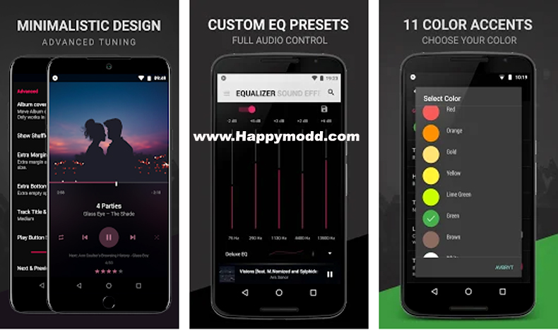 BlackPlayer EX Mod Apk
