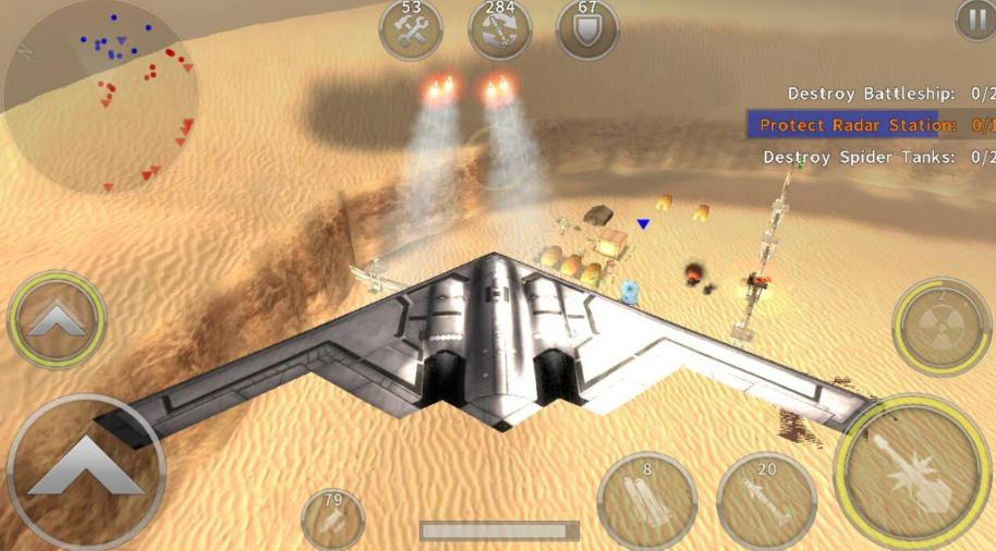 Gunship Battle Helicopter 3D Mod Apk