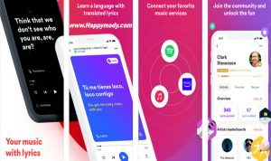 Musixmatch Music Lyrics Premium Mod Apk