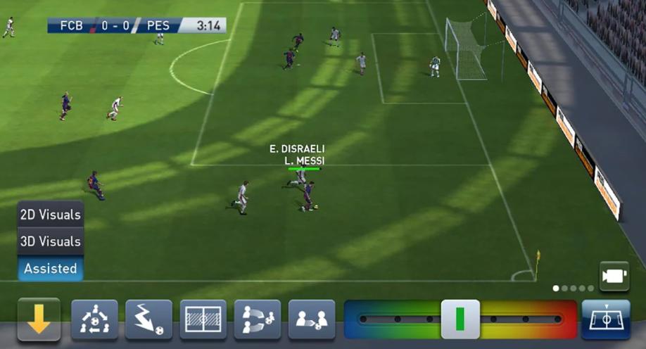 Pes Club Manager Mod Apk