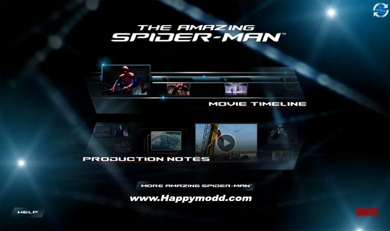The Amazing Spider Man 2 Mod Apk