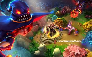 Heroes of Order and Chaos Mod Apk