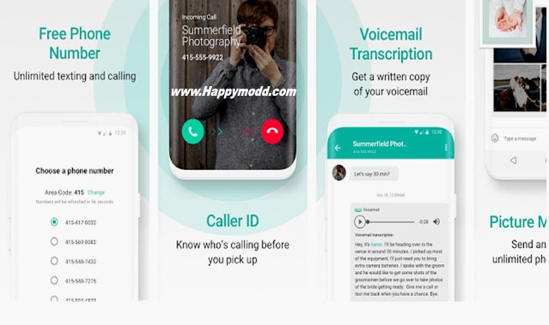 2ndLine Second Phone Number Mod Apk