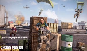 FPS Encounter Shooting 2020 New Shooting Game Mod Apk