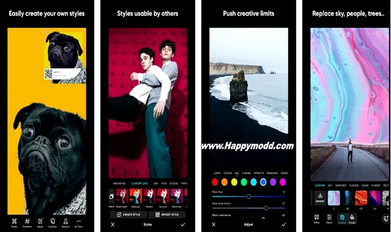Polarr Photo Editor Mod Apk + Download + For Android