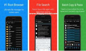 Root browser Pro (File manager) Mod Apk