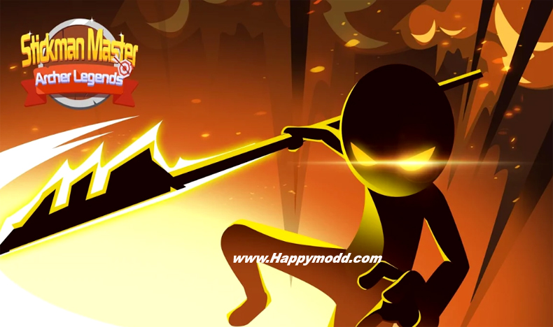 Stickman Master Archer legends Mod Apk