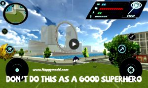 Superhero Mod Apk