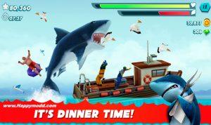 True Shark Mod Apk