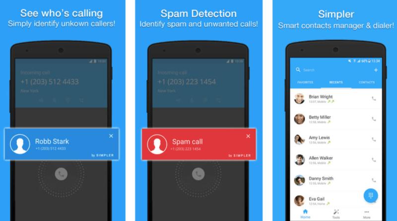 Simpler Caller ID